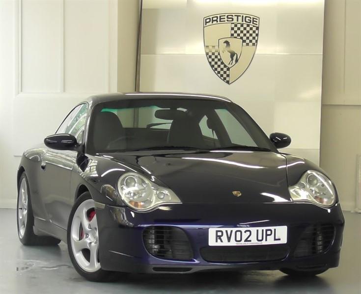 used Porsche 911 Carrera 4S Tiptronic S Coupe in windlesham-surrey