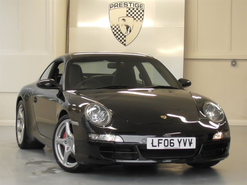 used Porsche 911 997 Carrera 2 S Tipronic S in windlesham-surrey
