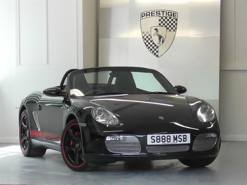 used Porsche Boxster 3.4 S in windlesham-surrey