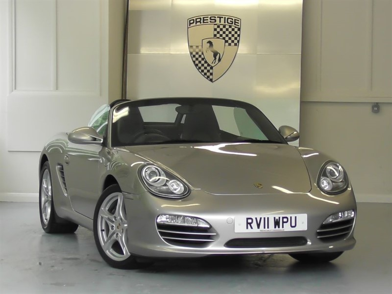 used Porsche Boxster 2.9 Roadster in windlesham-surrey