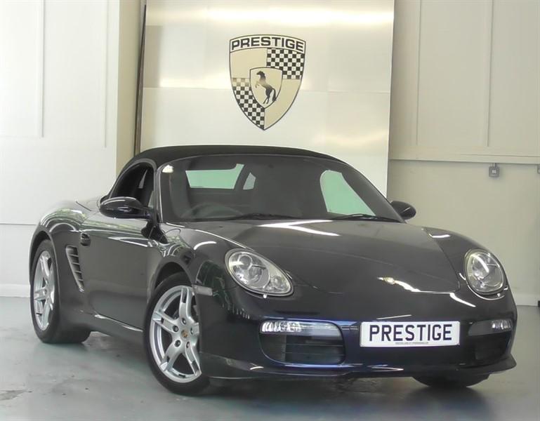 used Porsche Boxster 2.7 Sport Edition in windlesham-surrey