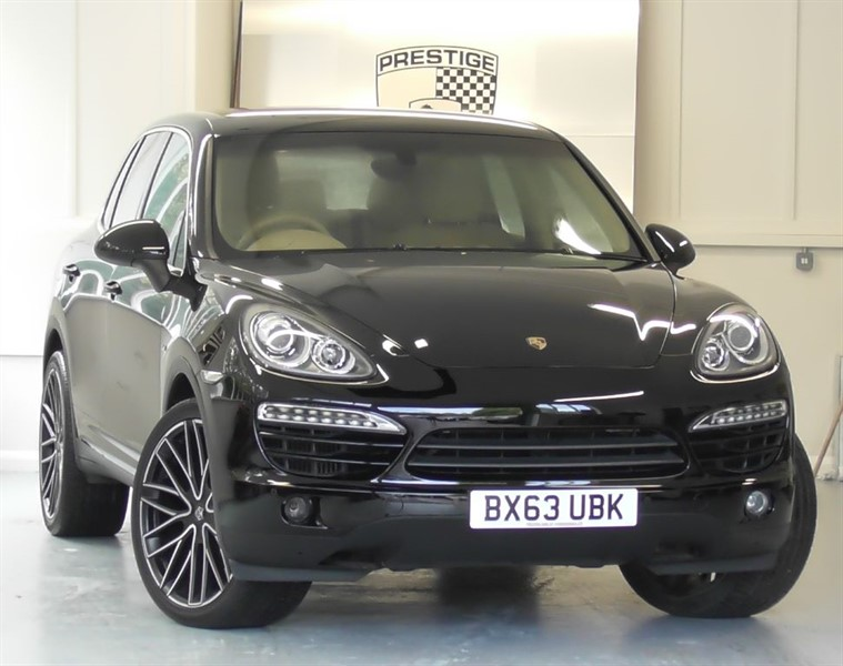 used Porsche Cayenne D V6 Tiptronic in windlesham-surrey