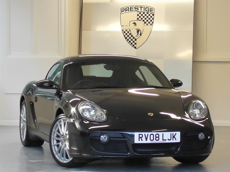 used Porsche Cayman 3.4 S in windlesham-surrey