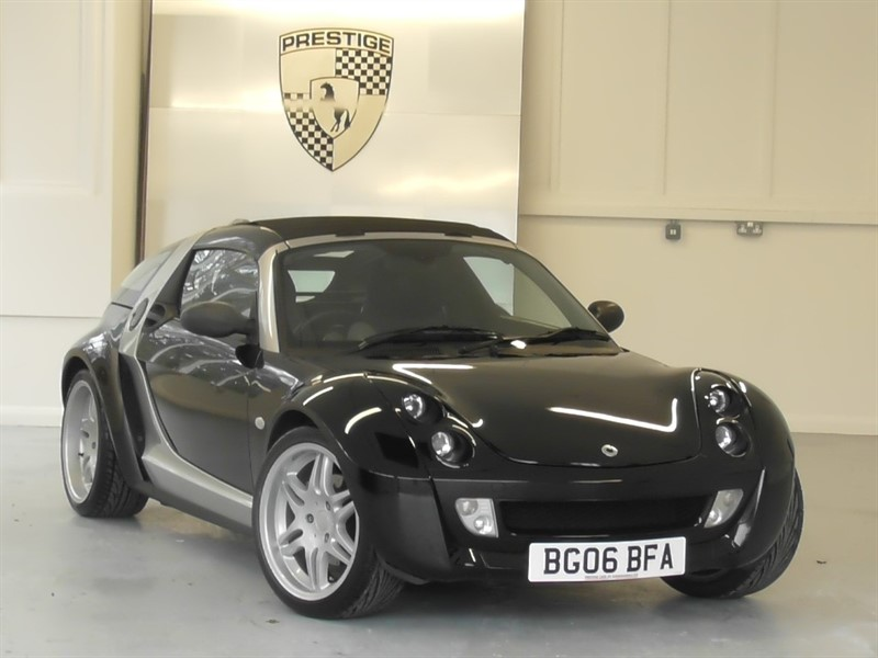 used Smart Car Roadster-Coupe BRABUS FINALE EDITION in windlesham-surrey