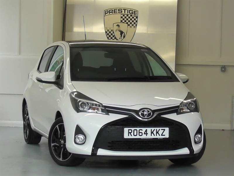 used Toyota Yaris VVT-I Sport in windlesham-surrey