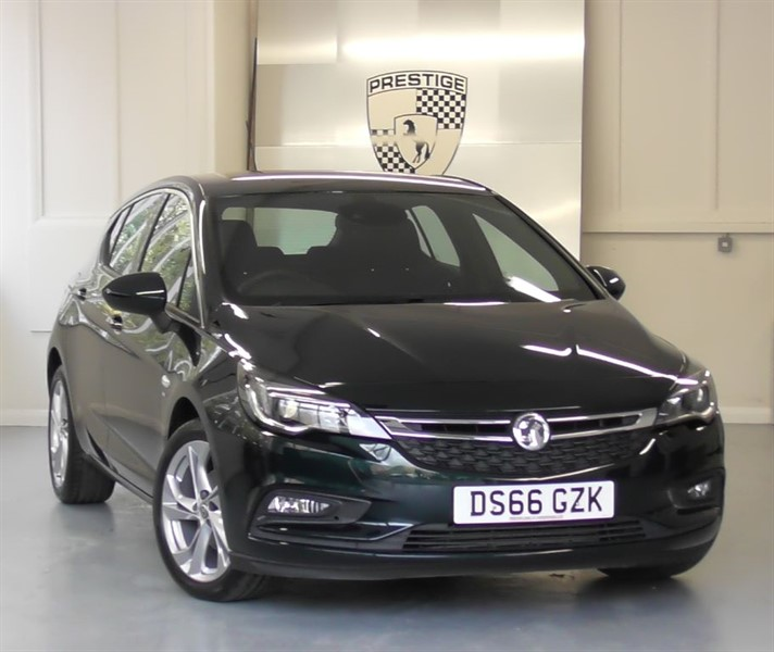 used Vauxhall Astra 1.0 Turbo SRI ECOFLEX S/S in windlesham-surrey