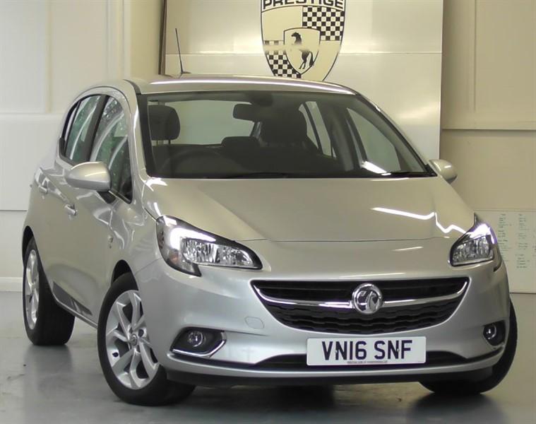 used Vauxhall Corsa 1.4 SRI ECOFLEX 5 door in windlesham-surrey