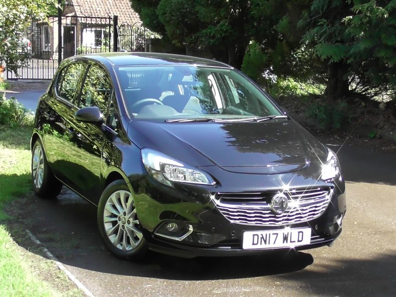 used Vauxhall Corsa 1.4 SE ECOFLEX 5 door in windlesham-surrey