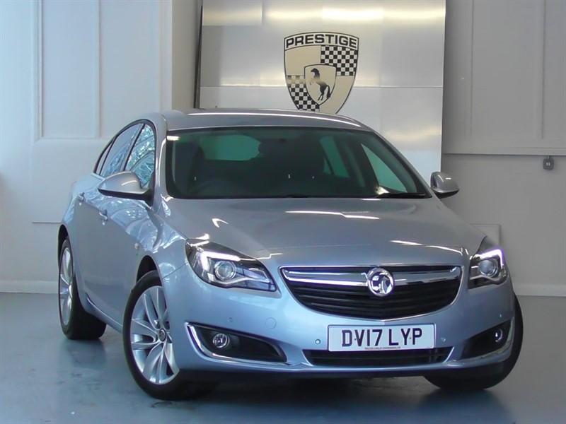 used Vauxhall Insignia 1.4 Turbo SRI NAV S/S in windlesham-surrey