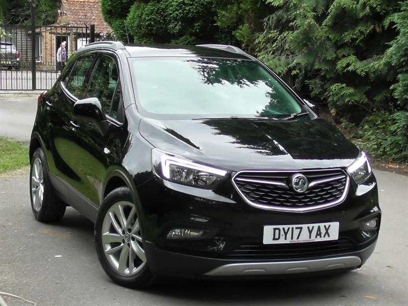 used Vauxhall Mokka X ACTIVE Automatic in windlesham-surrey