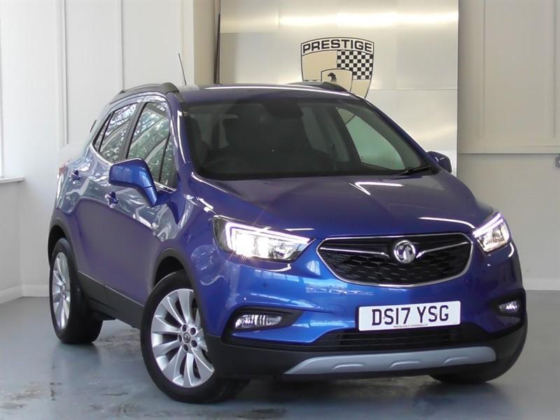 used Vauxhall Mokka 1.6 X ELITE S/S in windlesham-surrey
