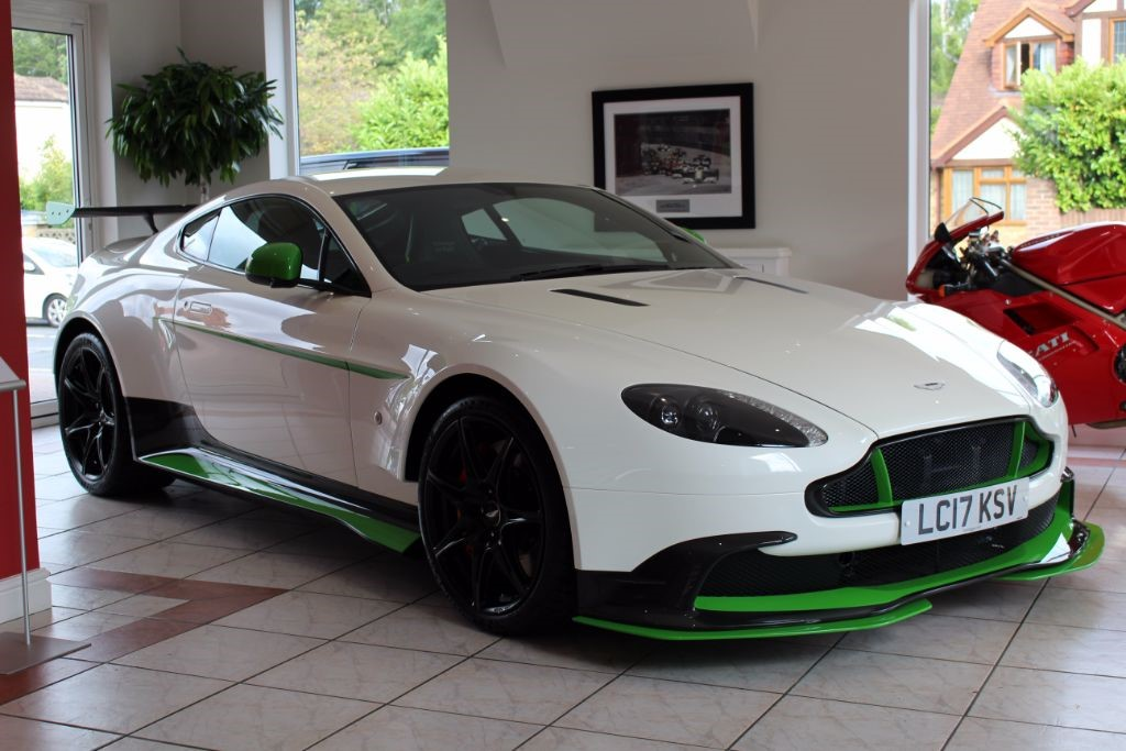 used Aston Martin Vantage GT8 4.7 One of only 150 Examples Worldwide in Hampshire