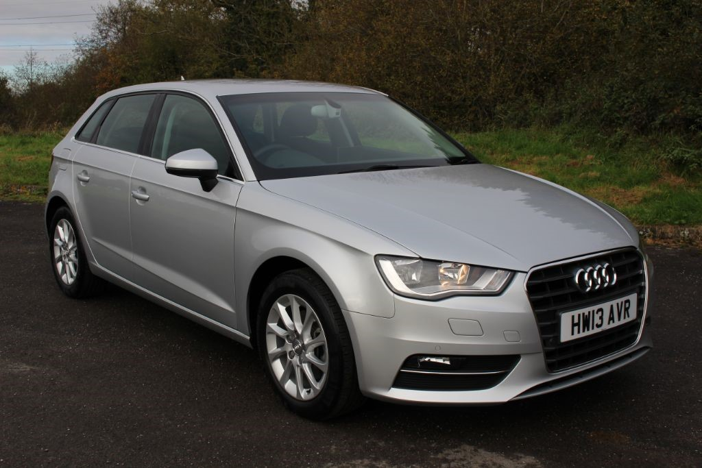 used Audi A3 1.4 TFSI SE S-TRONIC in Hampshire