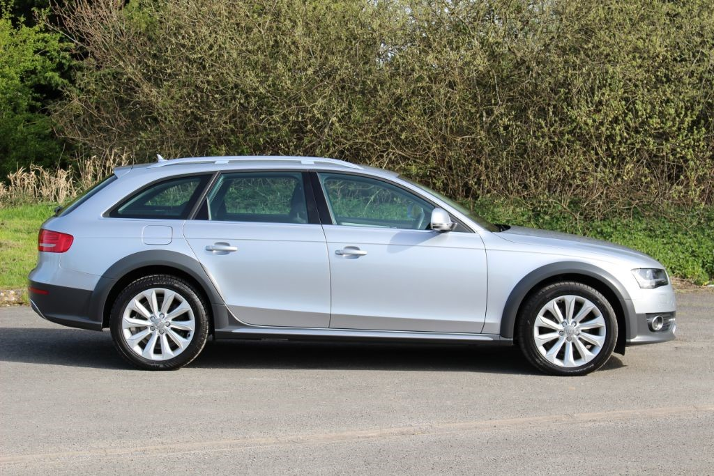 used ice silver audi a4 allroad for sale hampshire. Black Bedroom Furniture Sets. Home Design Ideas