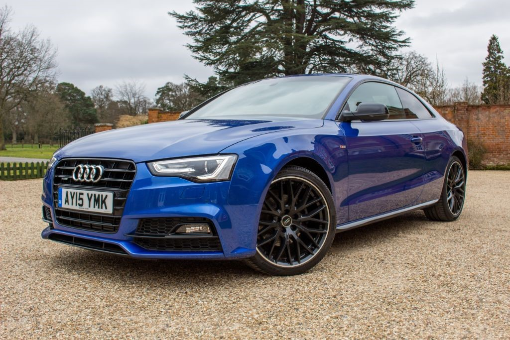 Audi a5 tdi for sale uk 15