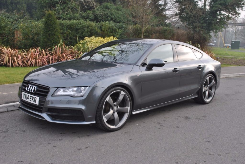 Audi A7 Finance The First Glimps Of The 2018 Audi A7