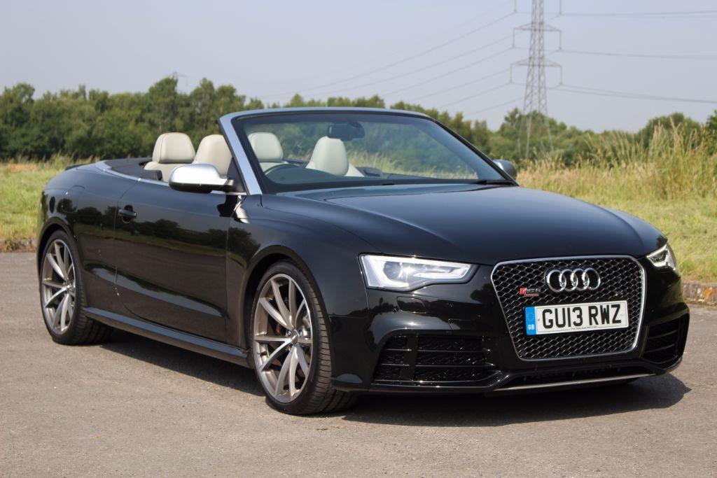 used Audi RS5 4.2 FSI QUATTRO S-TRONIC (SAT NAV) in Hampshire