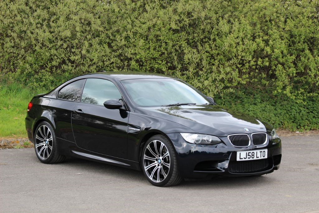used BMW M3 4.0 V8 Coupe 6 Speed in Hampshire