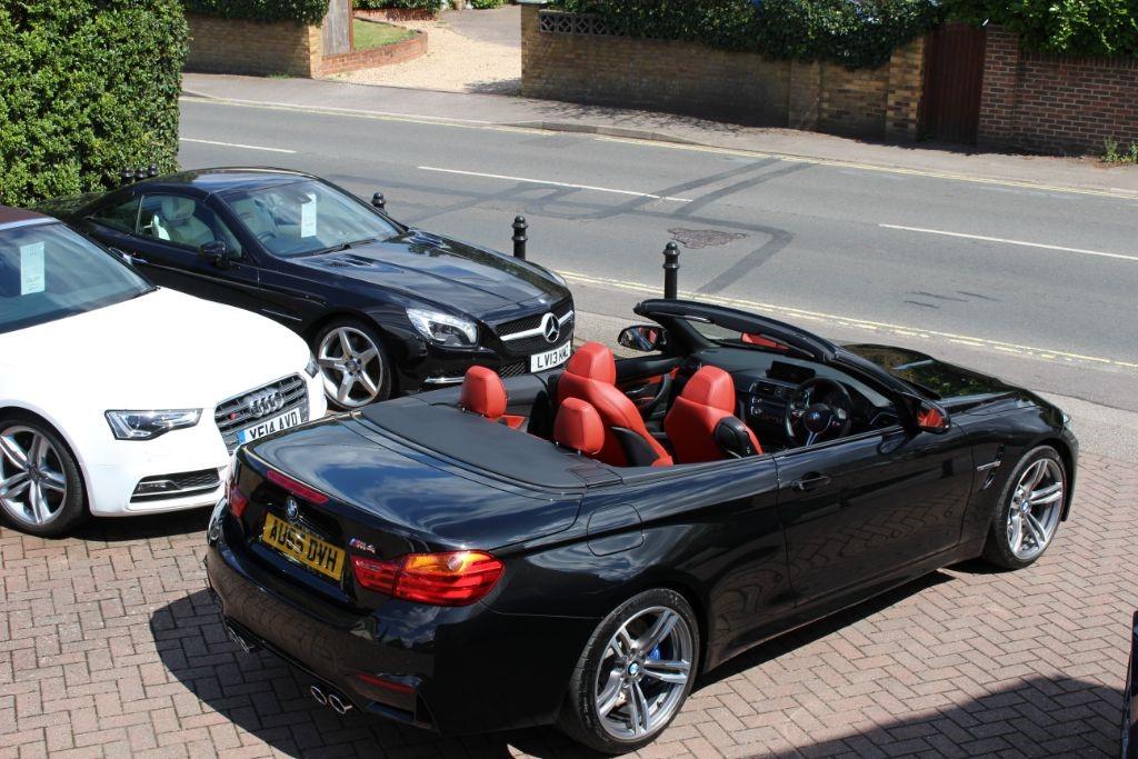 Used Sapphire Black BMW M For Sale Hampshire - Black bmw m4