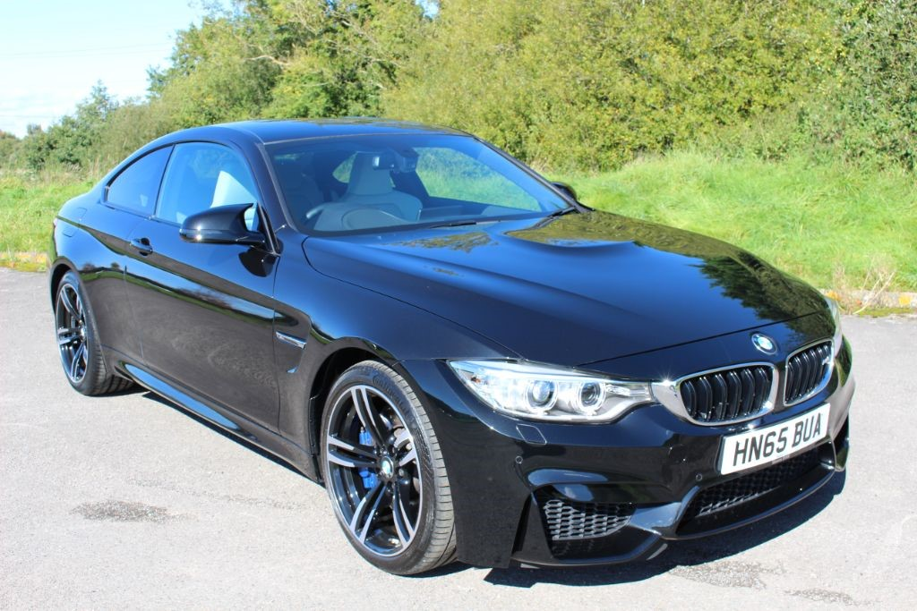used BMW M4 Coupe 3.0 DCT (SAT NAV) in Hampshire