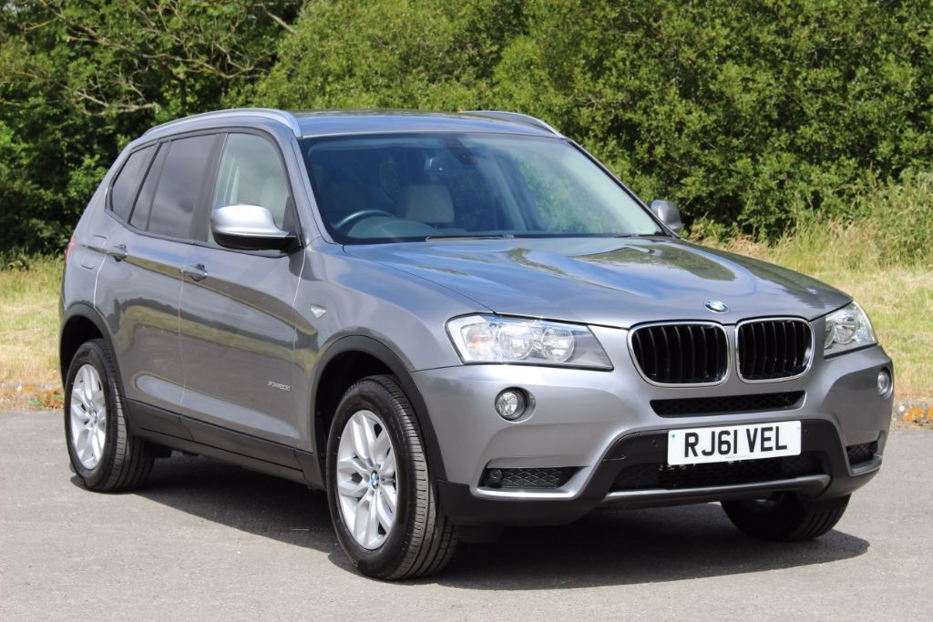 used BMW X3 2.0 XDRIVE20D SE in Hampshire