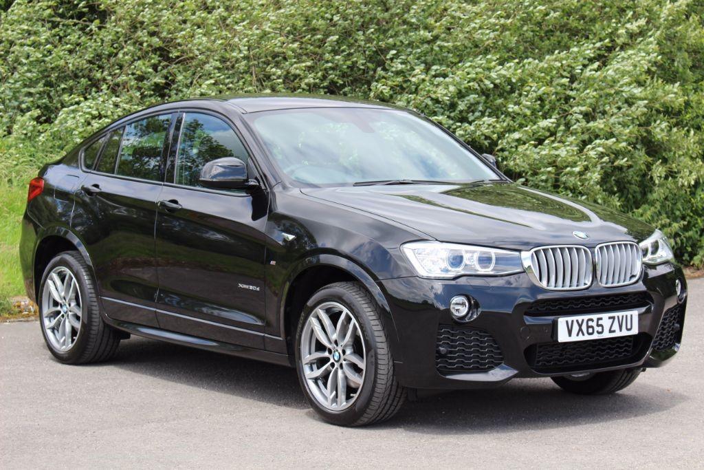 used BMW X4  30D M-SPORT (Sat Nav) in Hampshire