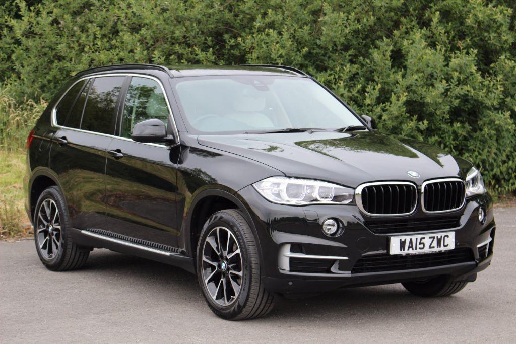 used BMW X5 3.0 X5 XDRIVE30D SE (Sat Nav) in Hampshire