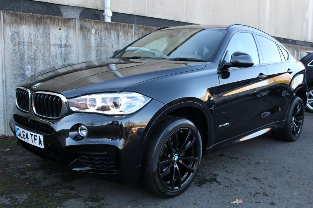 Used Sapphire Black BMW X For Sale Hampshire - Black bmw x6