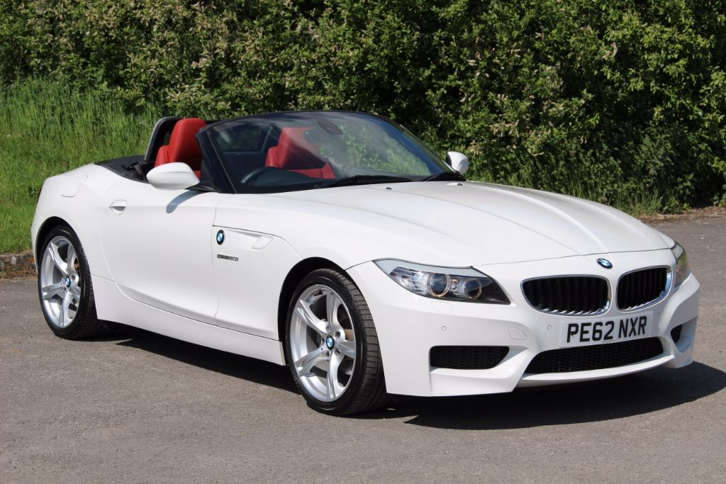 used BMW Z4 2.0 SDRIVE20I M SPORT ROADSTER (Sat Nav) in Hampshire
