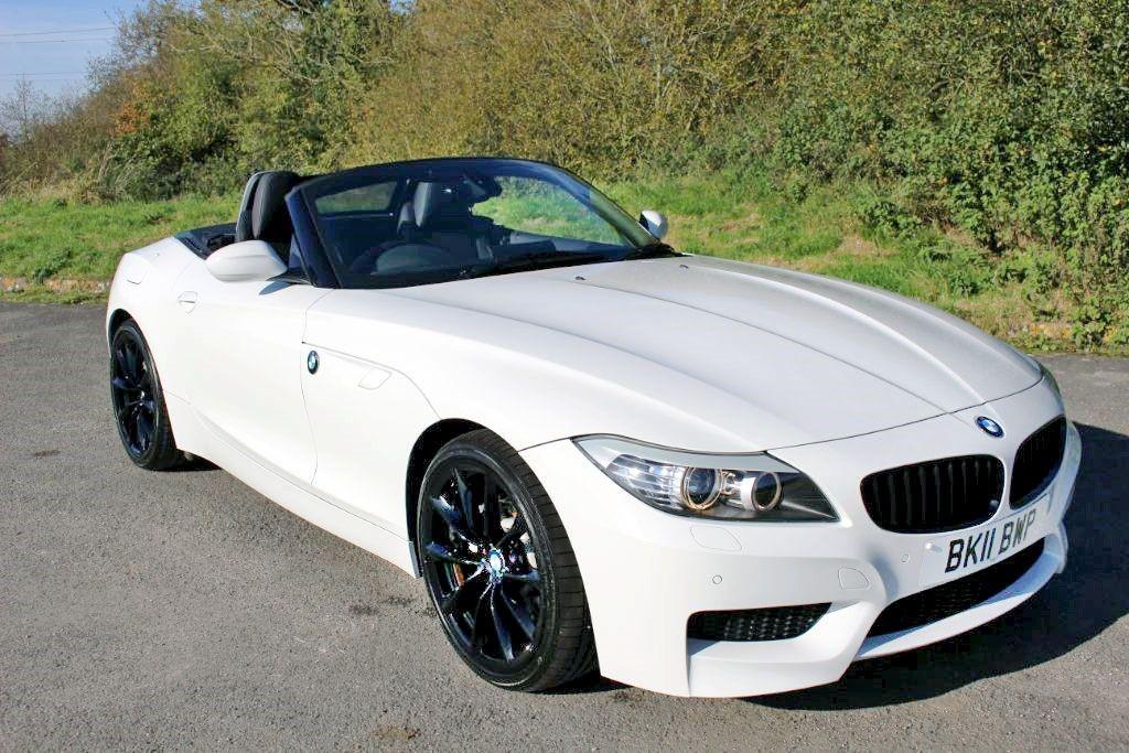 used BMW Z4 SDRIVE 30I M SPORT HIGHLINE EDITION (SAT NAV) in Hampshire