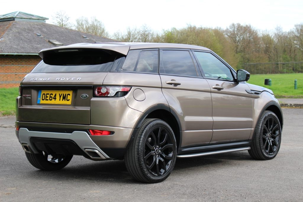 used land rover range rover evoque for sale with photos autos post. Black Bedroom Furniture Sets. Home Design Ideas