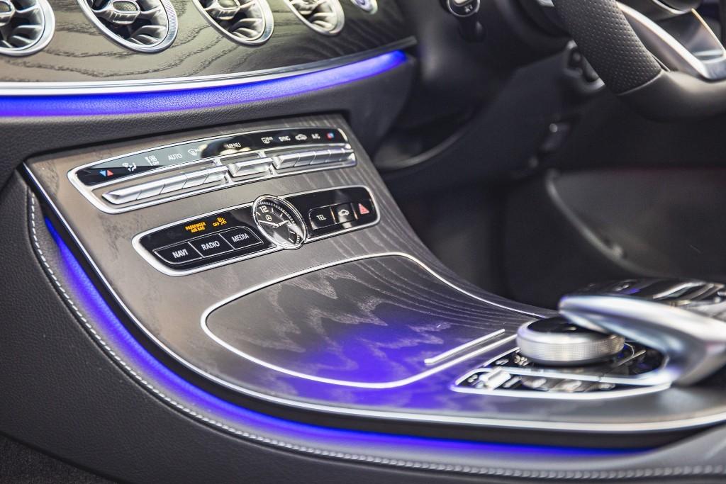 Mercedes E400