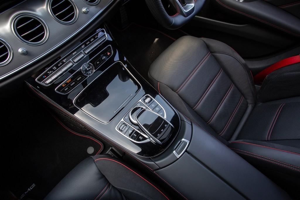 Mercedes E43