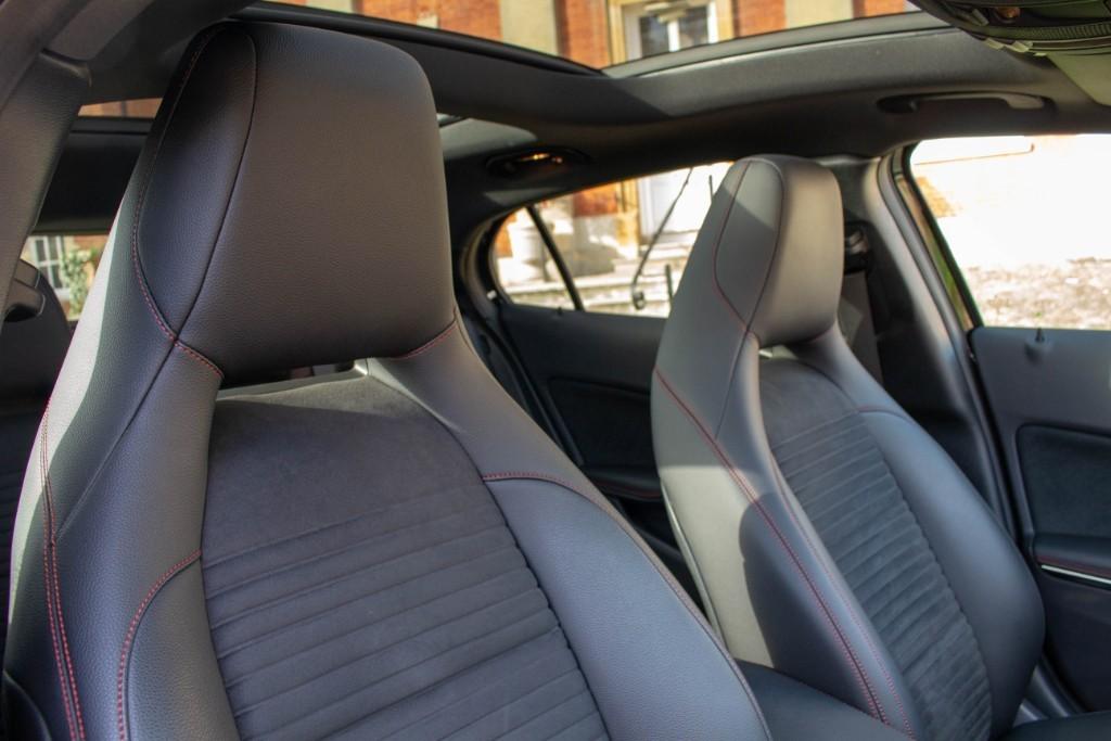 Mercedes GLA220
