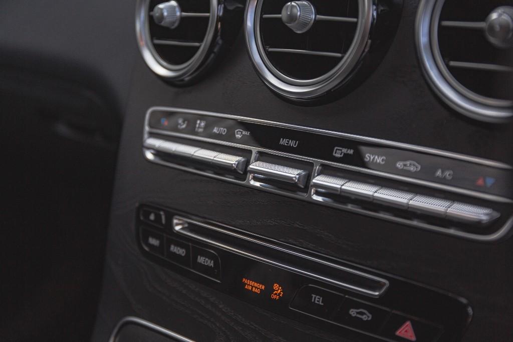 Mercedes GLC350