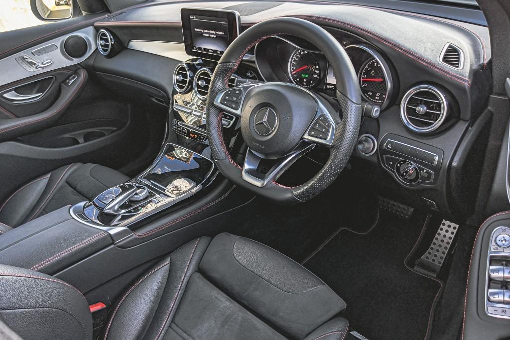Mercedes GLC43 AMG
