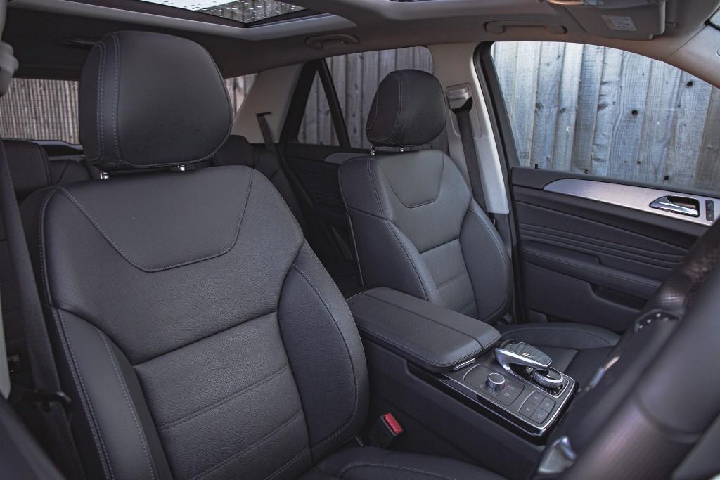 Mercedes GLE43