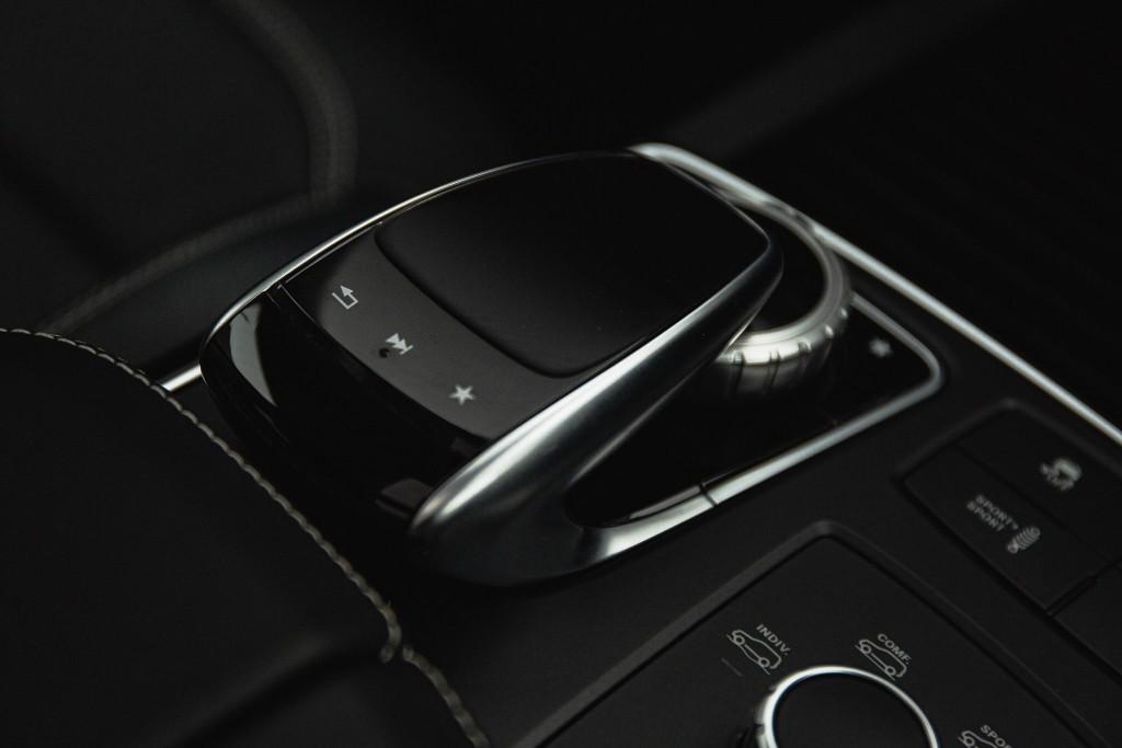 Mercedes GLE63 AMG