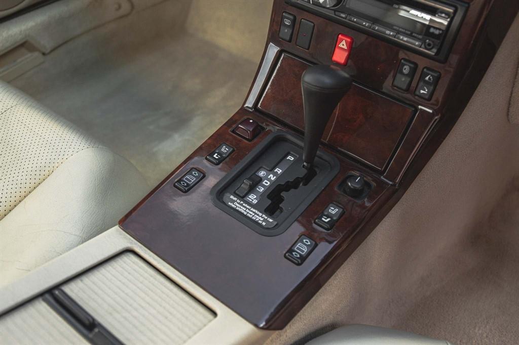 Mercedes SL500