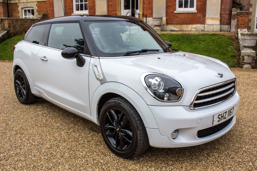 used MINI Paceman 1.6 COOPER D in Hampshire