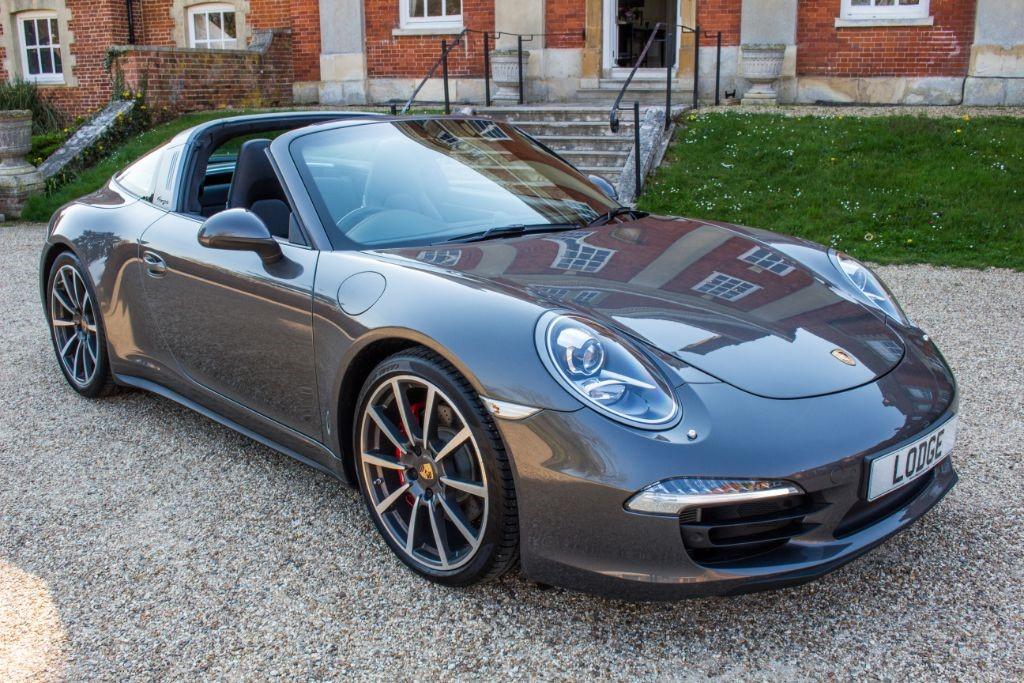 used Porsche 911 991 TARGA 4S PDK (SAT NAV) in Hampshire