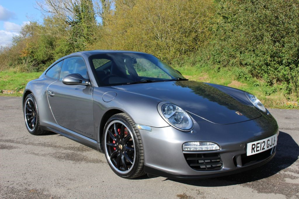 used Porsche 911 997 CARRERA 4 GTS PDK Coupe (SAT NAV) in Hampshire