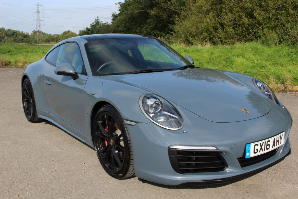 used Porsche 911 991 CARRERA 4S PDK (SAT NAV) in Hampshire