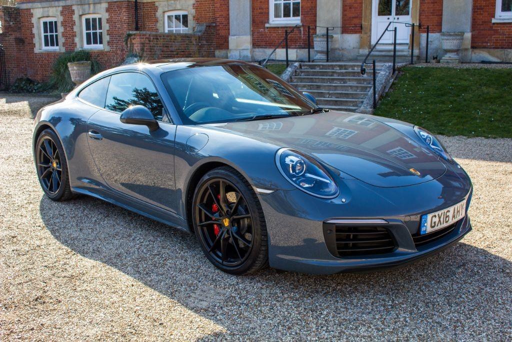 used Porsche 911 991 CARRERA 4S PDK (SAT NAV) in Hampshire