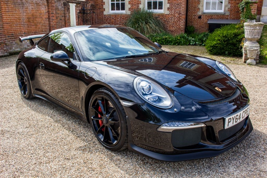 used Porsche 911 GT3 991 PDK COUPE (SAT NAV) in Hampshire