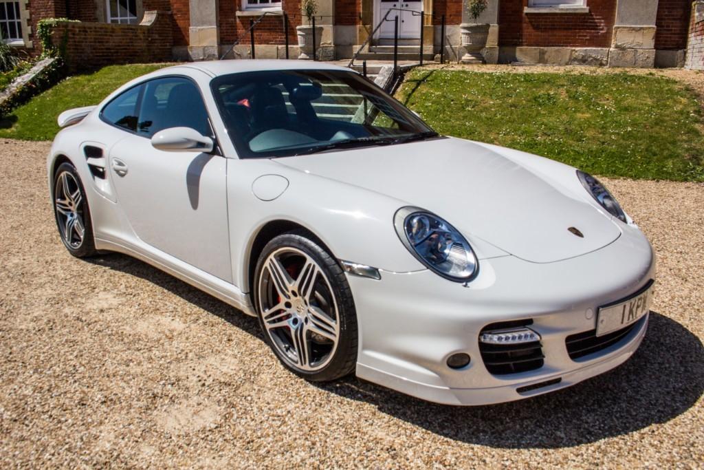 used Porsche 911 Turbo 997 3.6 TURBO (SAT NAV) in Hampshire