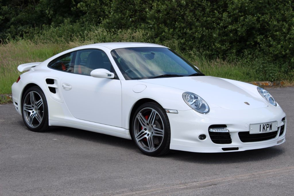 used Porsche 911 Turbo 997 3.6 TURBO (Sat Nav) in Hampshire
