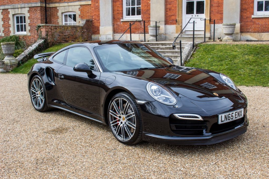 used Porsche 911 Turbo 991 PDK COUPE (SAT NAV) in Hampshire