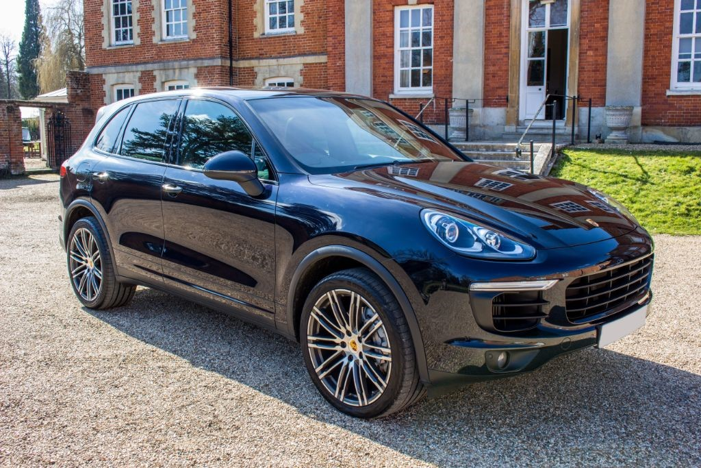 used Porsche Cayenne 4.1 D V8 S TIPTRONIC S (SAT NAV) in Hampshire