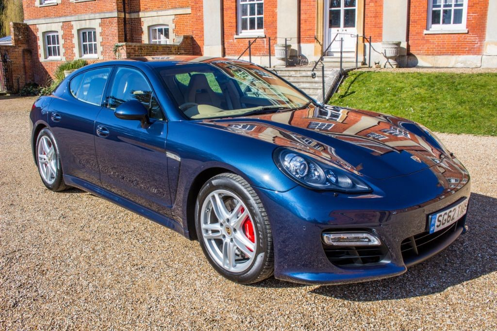 used Porsche Panamera 4.8 GTS PDK (SAT NAV) in Hampshire